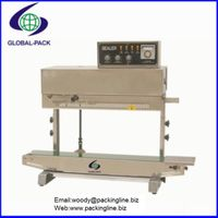 Vertical Solid-Ink Coding Continuous Band Sealer FRM-980AII