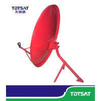 TDT ku-band offset dish antenna 90cm satellite antenna low price high quality