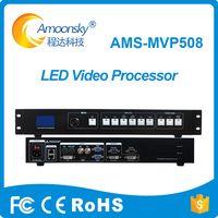 mvp508 led color color video quad processor video wall splitter led p10 rgb display module thumbnail image