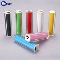 Promotion gift CE Rohs approved for emergency use lipstick power bank