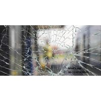 Safe and security anti-shatter anti-exposion window film