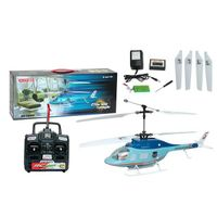#5884 4CH RC Helicopter Bell206 (100% RTF)