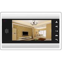 Door entry system wire video door phone for villa