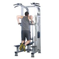 Assistant Chin/DIP Body Buliding Machine Commercial Fitness Equipment