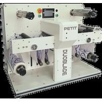 DUOBLADE PETTI: Desktop Digital Roll to Roll Label Cutter