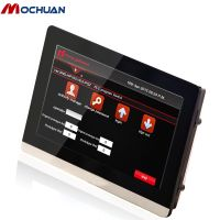 industrial capacitive 7 inch embedded panel pc for PLC, HMI, monitor