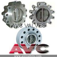 AVC Wafer Lug Check Valve
