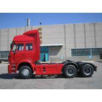 SINOTRUK 380HP 6X4 HOWO A7 tractor head for Botswana