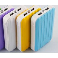 suitcase Mobile Power Bank 10000mAh Power Bank best gift for mobilephone