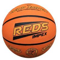 Standard Size 7 Rubber Basketball