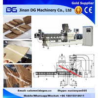 High moisture/wet soyabean protein making machine production line thumbnail image