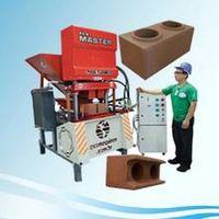 Eco Master Turbo 7000 china clay brick machine