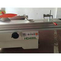 woodworking machine HD400L sliding table saw