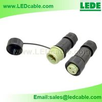 LED Waterproof Connector, IP68 waterproof Connector thumbnail image