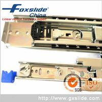 53mm Telescopic Drawer Slide System for Car