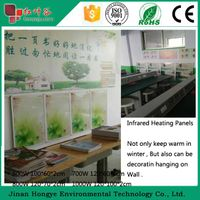High Efficency Control Infrared Panel Heaters Electric Room Heaters