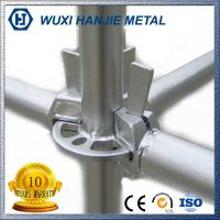 Powder Coating Used Ring Lock Scaffolding For Sale thumbnail image