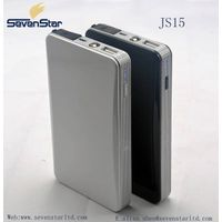 Multi-function jump starter and  Power Bank JS15