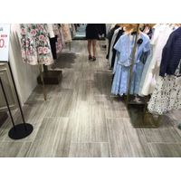 porcelain tiles public space new design