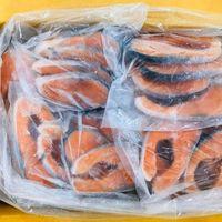 fresh frozen salmon fish for sale thumbnail image