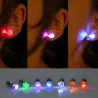 2017 new Popular colourful led earring for party event thumbnail image