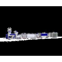 JC-MNP65 PP/HDPE Monofilament Extrusion Line