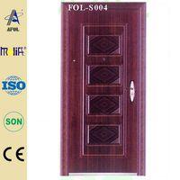 steel  wooden door thumbnail image