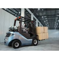 Sell Royal Gasoline/LPG 3.0-3.5t forklift with original Japanese engine thumbnail image