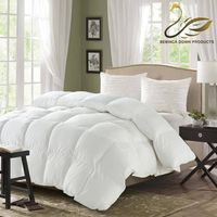 90% white goose quilts