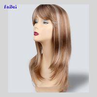 Wholesale brazilian full lace human hair wigs, human hair full lace wig with baby hair, lace fro thumbnail image