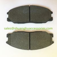 D903 Brake pads for Hyundai.semi metal,27years' fty