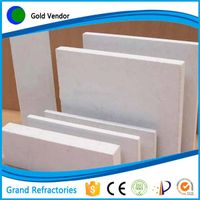 High Density Calcium Silicate Thermal Insulation Material