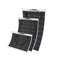 Stable performance 50w - 160w flexible solar panel ETFE thumbnail image