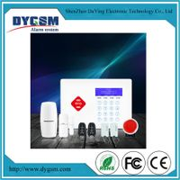 Factory Directly-Selling Wireless Alarm Systems Burglar Gsm Alarmanlage With Sim Card