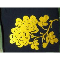 hotselling product eco- friendly imitate golden foil ink for textile printing