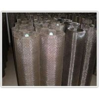 strong and durable crimped wire mesh made in anping laian