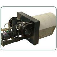 New automatic biomass pellet burner