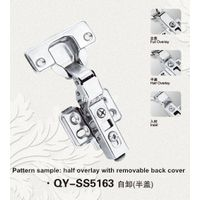 Stainless Steel Hydraulic Kitchen cabinet/Wardobe/Furniture Hinges with Separable Back Cover
