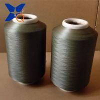 Copper Plated Cus Nylon 6 DTY Conductive Filaments 70d/24f for Anti Bacteria Socks/Beddings