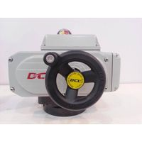 Electric actuated valve from DCL