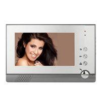 "7"" LCD Screen Indoor Electronic Lock Control Monitor, Video Doorbell and Video Doorphone Kits (M1207 thumbnail image"