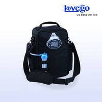 LoveGo Newest 5LPM Portable Oxygen Concentrator/ For home/car/travel use