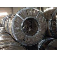 Z150 hot dipped galvanized steel strip/GI strip