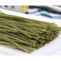 organic green soybean fettuccine
