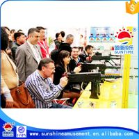 2016 new product shooting game machine