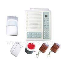 wired&wireless burglar alarm   (ABS-8000-010)