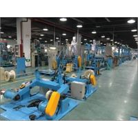 Fuchuan FC-60 Electrical wire, power wire extruder line with high performance