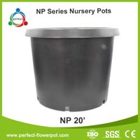 Hot sell flower nusery pots, gallon pots, tree nursery pots