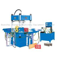 Fully-automatic Concrete Block Making Machine
