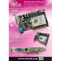 AX-55/256D1A8CDT Graphics card/
